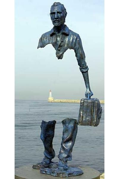 magicien les sculptures impossibles de bruno catalano chemins de traverse virtual magie. Black Bedroom Furniture Sets. Home Design Ideas